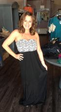 Aztec maxi is back in black! $40